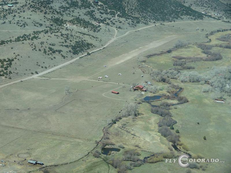 Fly Colorado La Garita Creek Ranch